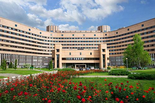 Клиническая больница №1 Управления Делами Мэрии и Правительства Москвы (Медси) Отрадное