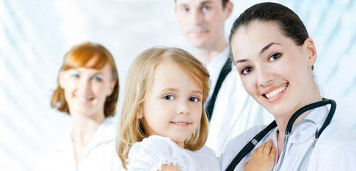 Медицина для детей