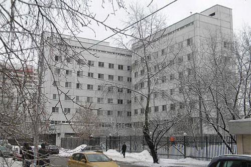 Родильный дом при городской клинической больнице № 8 (Роддом: филиал № 2 ГКБ № 24) города Москвы